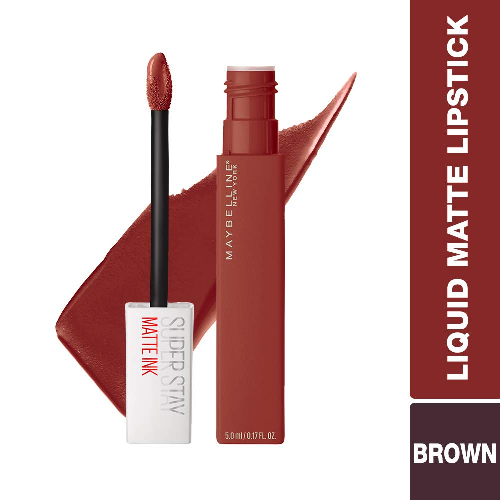 Maybelline-New-York-Super-Stay-Matte-Ink-Liquid-Lipstick thumbnail 105
