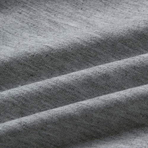 Outerwear A Lunga Libero Solidi Aperto Tempo Fashion Manica Autunno Primaverile Mantello Eleganti Donna Asimmetrica Giacca Forcella Con Giaccone Baggy Giovane Grau Colori Cappuccio dqwatp