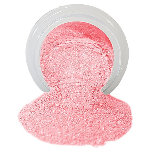 (ColorPops by First Impressions Molds Pearl Pink 14 Edible Powder Food Color For Cake Decorating, Baking, and Gumpaste Flowers 10 gr/vol single jar)