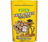 Pet Life Extra Smart Training Treats-Chicken, 5 oz