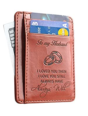 Amazon Com Memory Wife To Husband Gift Best Anniversary Gifts For