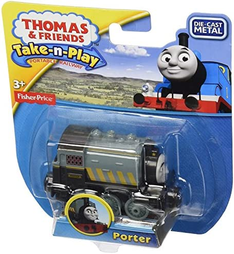 Thomas Railway Legno /& Friends PORTER ENGINE