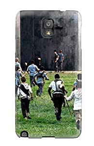 Excellent Design The Maze Runner Phone Case For Galaxy Note 3 Premium Tpu Case