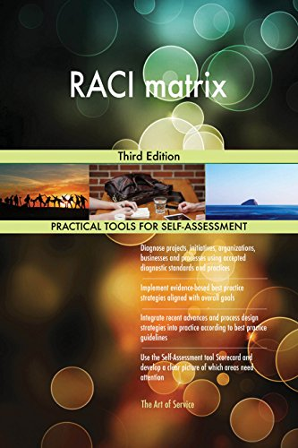 (RACI matrix Third Edition)