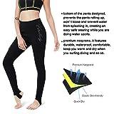 CtriLady Women's Wetsuit Pants Premium 2mm Neoprene