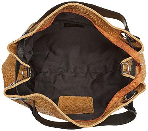 Body Cross Women's 80059 Cuoio Chicca Brown Borse Bag OqUwCnZC