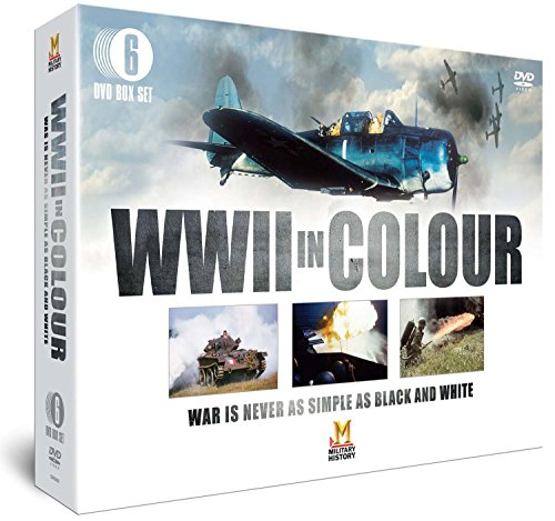 World War 2 In Colour 2 [DVD] by