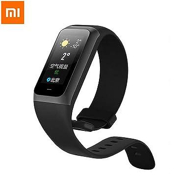 Huami AMAZFIT Cor 2 Xiaomi Smartwatch, Pulsera Inteligente, Resistente al Agua, Pantalla táctil de 1.23