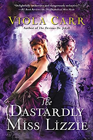book cover of The Dastardly Miss Lizzie