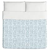Picture Frames Duvet: Twin