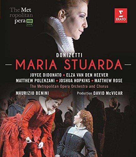 Maria Stuarda (The Metropolitan Opera) (Blu-ray)