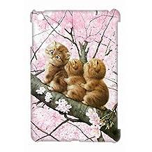 Customized Cell Case for iPad mini(3D) - Muramatsu Cat Case For iPad mini(3D)