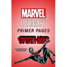 Spider-Man - Marvel Legacy Primer Pages (Spider-Man (2016-))