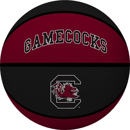 NCAA South Carolina Gamecocks Crossover Full Size Basketball by Rawlings