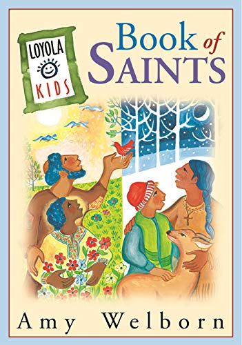 Loyola Kids Book of  Saints (Saint Catherine Of Siena Facts For Kids)