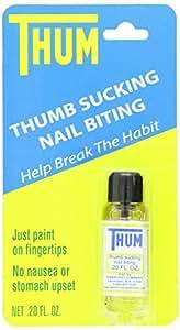 Thum Thumb Sucking Nail Biting Treatment .2 fl oz (6 ml)
