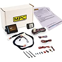 MPC Complete Remote Start & Keyless Entry Kit For 2010-2013 Acura ZDX - Key to Start - Plug and Play - Includes T-Harness
