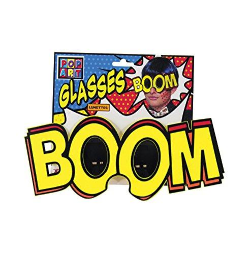 Forum Novelties Jumbo Boom Glasses One Size