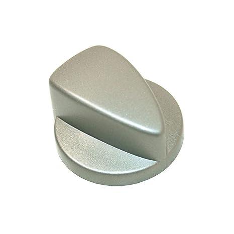 Genuine Indesit del Horno Plata/Inox botón giratorio c00114927 ...
