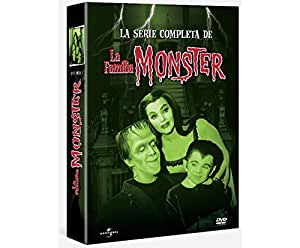 Pack La Familia Monster 1+2 [DVD]