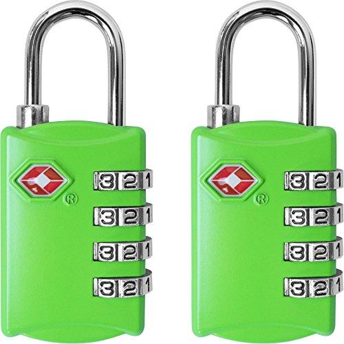 TSA Luggage Locks Pack Combination product image
