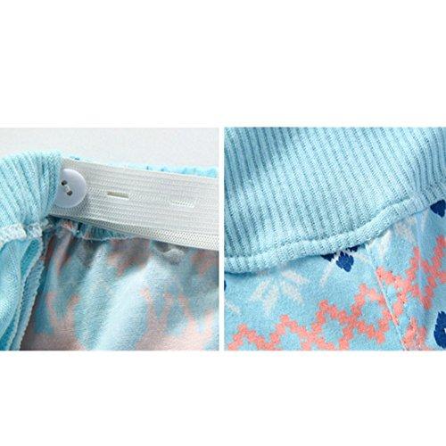 Aimeart - Bermudas - para mujer Azul