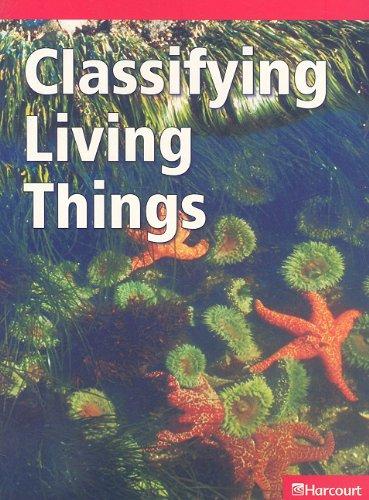 Science Leveled Readers: Below-Level Reader Grade 5 ..Livng Things PDF
