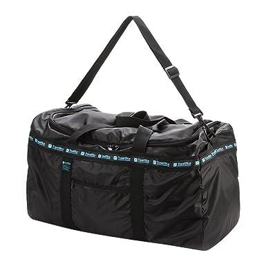 Amazon.com | Travel Blue Super Extra Large Capacity Folding Duffle ...