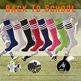 Youth Baseball Socks Calbom Boys School Football