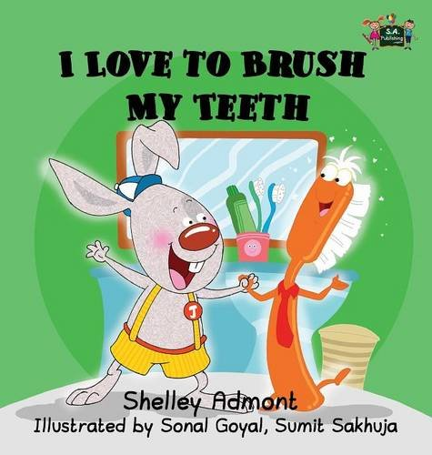 I Love to Brush My Teeth: Children's Bedtime Story Text fb2 book