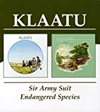 Klaatu - Siry Army Suit / Endangered Species