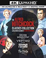 The Alfred Hitchcock Classics Collection [Blu-ray] (Sous-titres français)