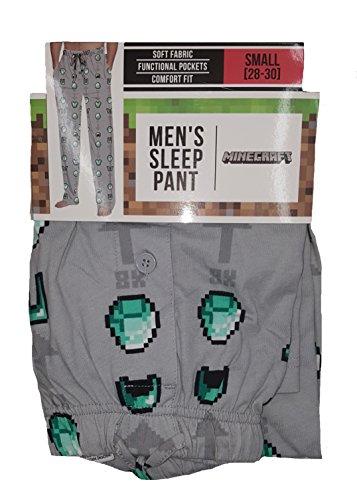 Minecraft Sleep Lounge Pants - - Minecraft Novelty
