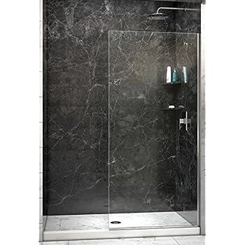 Dreamline Linea 34 In Width Frameless Shower Door 3 8