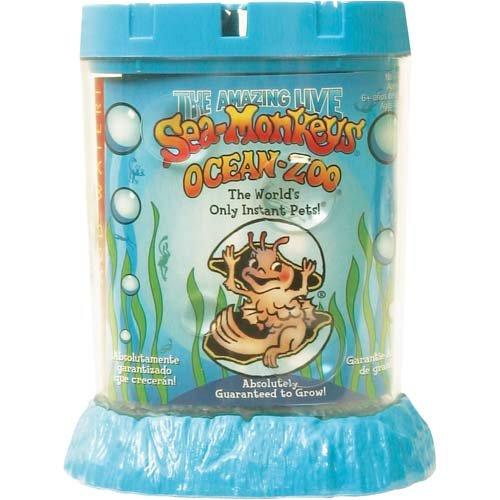 (Sea-Monkeys Ocean Zoo Blister)