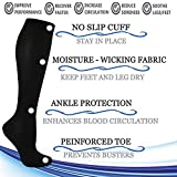 ACTINPUT Compression Socks (8 Pairs) for Women