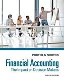 img - for Financial Accounting: The Impact on Decision Makers by Gary A. Porter (2014-01-01) book / textbook / text book