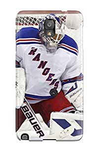 High Quality DanRobertse New York Rangers Hockey Nhl (14) Skin Case Cover Specially Designed For Galaxy - Note 3