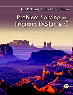 Problem Solving and Program Design in C Plus MyProgrammingLab with Pearson eText -- Access Card Package (8th Edition)