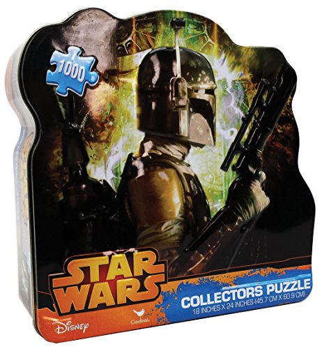 Star Wars Classic-Boba Fett Puzzle (1000 Piece) for sale  Delivered anywhere in USA