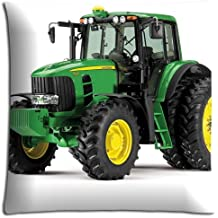 18x18 inch 45x45 cm cushion pillow covers case Polyester + Cotton sumptuous quality john deere