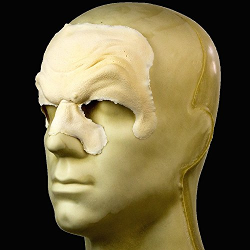Rubber Wear Foam Latex Prosthetic - Evil Forehead FRW-063 - Makeup and Theater -