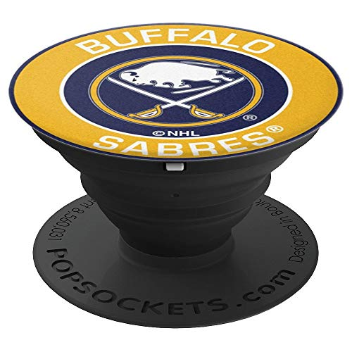 Vintage Buffalo Hockey-Fans-Sabres-Shirt Mens Womens kids - PopSockets Grip and Stand for Phones and Tablets