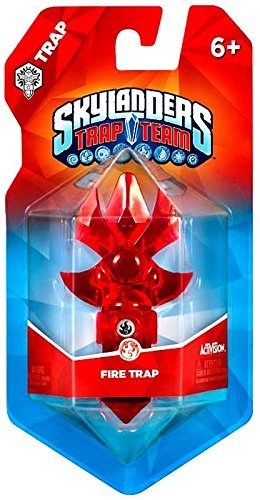 Skylanders Trap Team: Fire Element Trap Pack