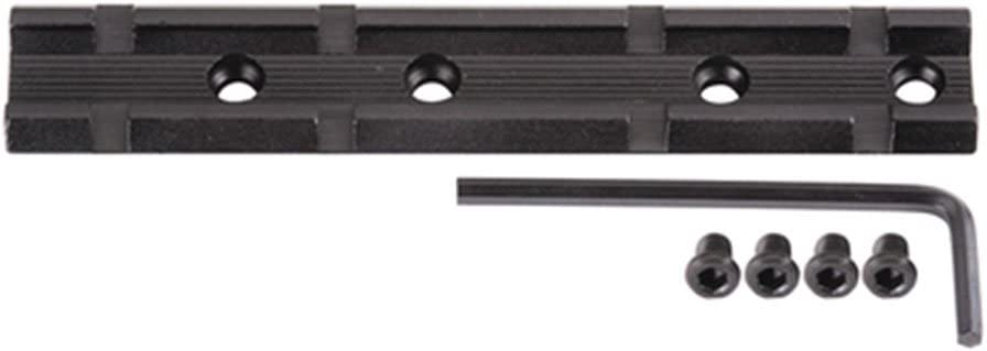 Traditions Performance Firearms One Piece Scope Base for Traditions Break-Open Muzzleloader Rifles : Hunting Accessories : Sports & Outdoors