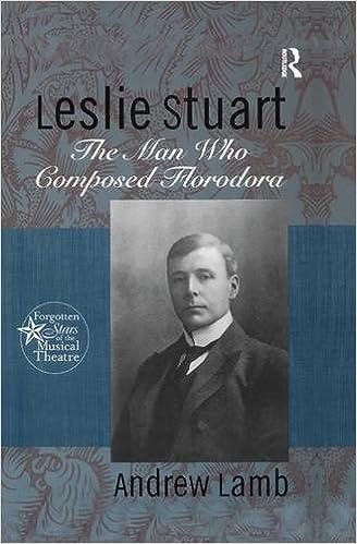 Book Leslie Stuart: Composer of Florodora (Forgotten Stars of the Musical Theatre)