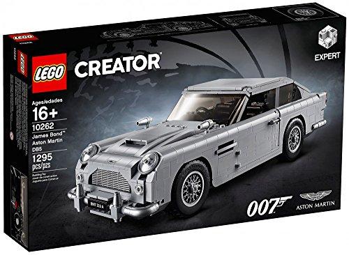 [해외] 레고 (LEGO) creator 제무주본드 아스 톤마틴DB5 10262