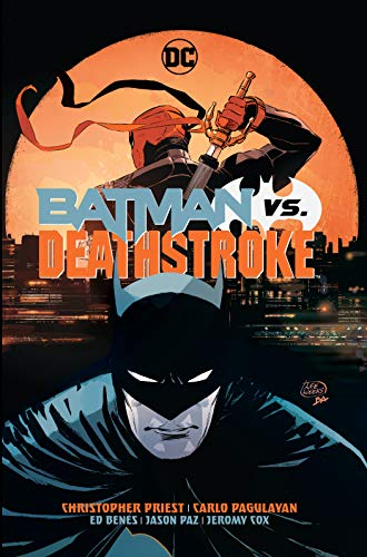 Pdf Graphic Novels Batman vs. Deathstroke