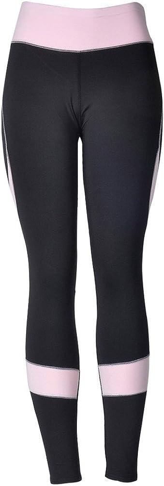 VPASS Mujer Pantalones,El/ásticos Arbol Impresi/ón Pantalones de Yoga Mujer Fitness Mallas Gym Yoga Slim Fit Pantalones Largos Pantalones Leggings Cintura Alta Deportivos Running Pantalon