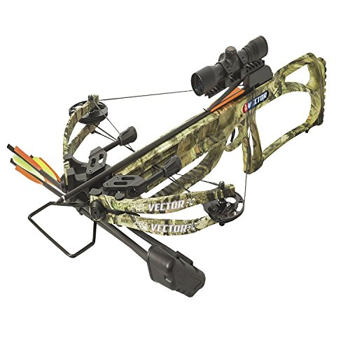 Cheap PSE Vector 310 Crossbow, Break-Up Infinity, Large